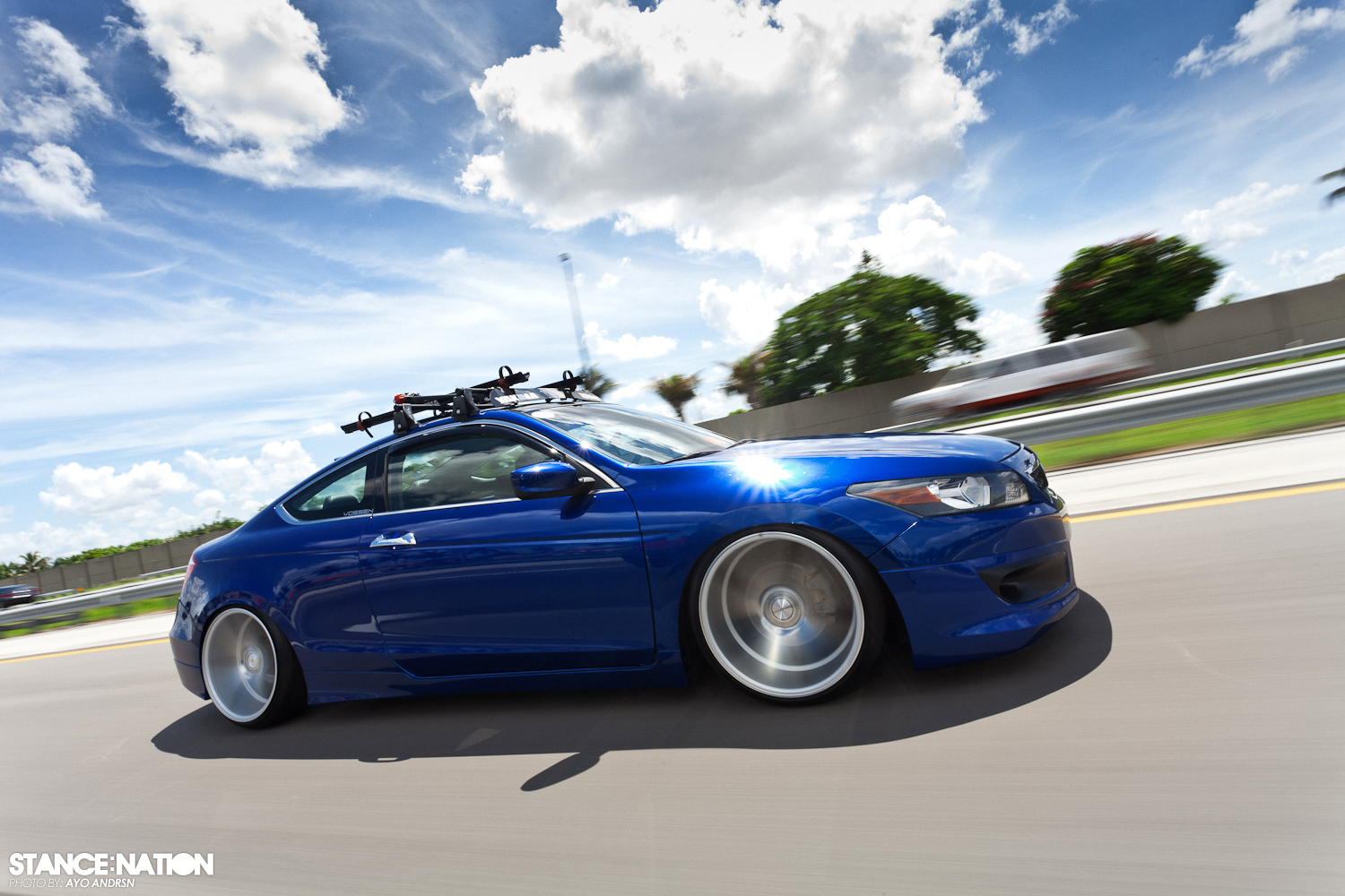 Honda Accord Coupe Tuning