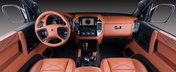 Tuning Interior: Tratament de lux pentru Mitsubishi Pajero