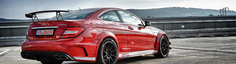Tuning la superlativ: 850 CP, Bi-Turbo si 4Matic pentru Mercedes C63 AMG Black Series