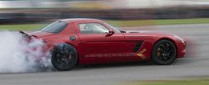Tuning Mercedes: Kleemann supraalimenteaza SLS-ul AMG