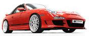 Tuning Porsche: Un nou kit aerodinamic pentru vechiul 911