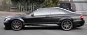 Tuning Prior Design: Wide-body pentru Mercedes CL