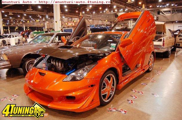 Tuning Toyota Celica