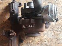 Turbina 1 9 Tdi Bkc 105 Cai Vw Golf 5