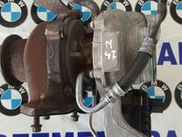 turbina bmw 318 320d cod motor n47 completa