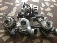 Turbina Citroen C4 reconditionata