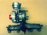 Turbina Volkswagen Golf 4 1.9 TDI