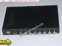 TV TUNER AUTO DIGITAL HD DVB T HD MPEG4