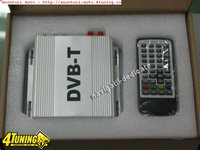 Tv Tuner Auto Digital Hd Dvb T Posturi Tv In Mers Garantat Player Mp3 Si Divx Integrat