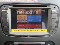 TV TUNER DIGITAL HD CONTROLABIL DIN TUCHSCREEN SI COMENZILE PE VOLAN MODEL 2013