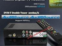 TV TUNER DIGITAL HD RECEPTIE IN MERS GARANTAT PRO TV SPORT RO TVR HD