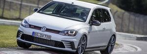 Uita de Civic Type R: Golf-ul GTI tocmai a reusit un nou record la Nurburgring!