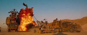 Uite cum arata Mad Max: Fury Road fara efecte speciale!