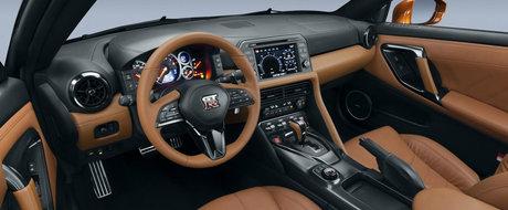 Ultimul facelift inainte de sosirea generatiei R36. Ce schimbari aduce noul Nissan GT-R 2017