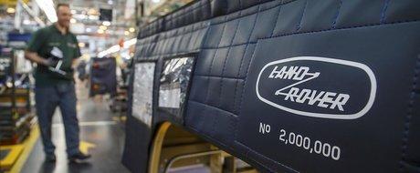 Ultimul Land Rover Defender a iesit de pe linia de productie
