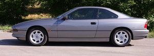 Un BMW 850 cu doar 1.790 km la bord e de vanzare... chiar in Romania