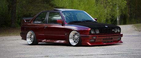 Un BMW ca ASTA n-ar trebui sa existe. Povestea celui mai controversat M3 E30