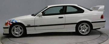 Un BMW M3 LTW detinut de Paul Walker, vandut pentru o suma greu de imaginat