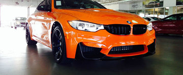 Un dealer din SUA vinde primul BMW M4 Limerock din lume