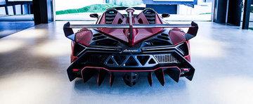 Un dealer german vinde un Veneno Roadster pentru 5.7 milioane euro