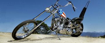 Un Harley Davidson a obtinut 1.35 milioane de dolari la o licitatie