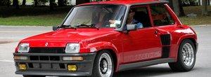 Un Renault 5 Turbo din 1980 se vinde acum la pret de vila in Dorobanti