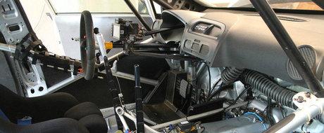 Un SEAT de curse din 2008 a fost scos recent la vanzare. Cumparatorul primeste si cateva piese de schimb