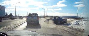 Un sofer de Honda Civic se crede REISĂR si plateste pentru asta