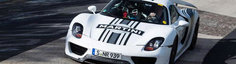 Un tur de pista la Nurburgring alaturi de Walter Rohrl si Porsche 918 Spyder