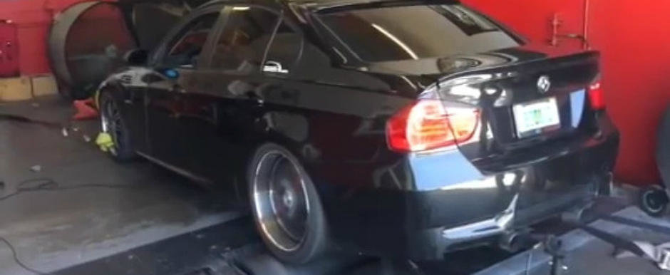 Urmatorul BMW 335i scoate 741 CP la roti, spre surprinderea noastra