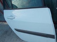 Usa portiera spate dreapta Renault Megane 2 berlina culoarea alb