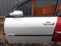Usa portiera stanga fata Renault Megane 2 culoarea gri argintiu