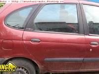 Usa spate renault scenic