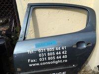 Usa Stanga Spate Peugeot 407
