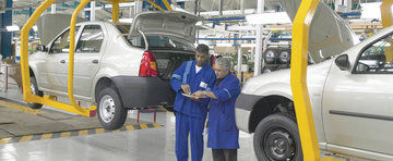 Uzina de la Pitesti, cea mai 'proasta' afacere pentru Grupul Renault