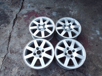 "vand 4 jante pe 14"" dis 4x108 org ford fiesta,KA,focus,mondeo etc pret 600ron toate4"