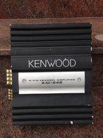 Vand amplificator auto Kenwood KAC 648