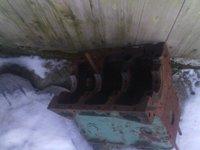 Vand Bloc Motor Tractor UTB 445