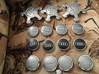 Vand Capace roti / jante aliaj NOI ORIGINALE Audi A1 A2 A3 A4 A5 A6 A7 A8
