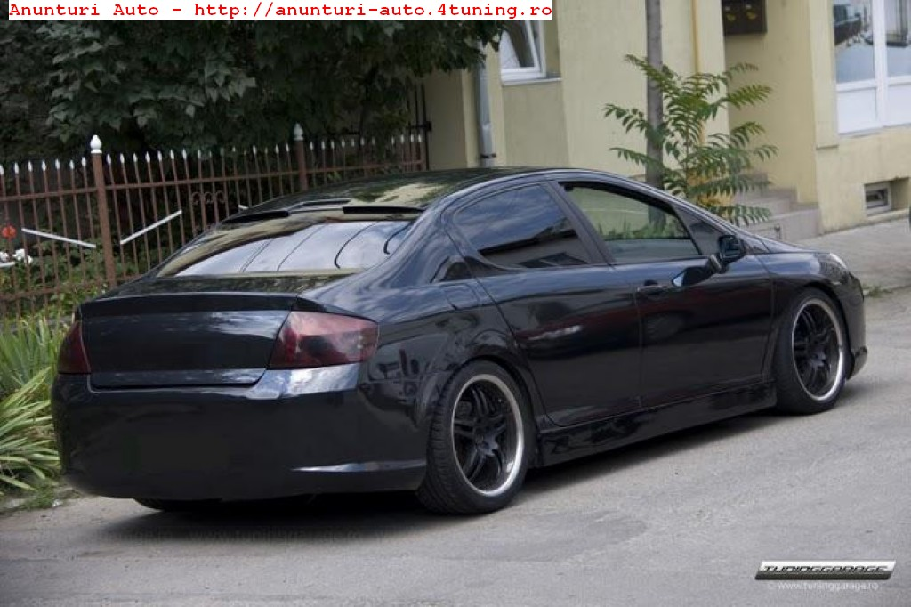 peugeot 407 tuning styling the image kid has it. Black Bedroom Furniture Sets. Home Design Ideas