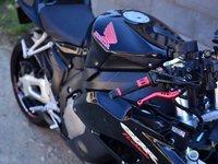 Vand  janta fata Honda CBR 1000RR 2004 2007 / dezmembrez SC57