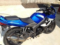 Vand motocicleta Kymco Quannon 125cc 2008