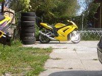 Vand motocicleta Rieju RS2 50cc