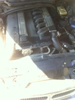 Vand motor bmw e36 325 e39 525 e38 725 tds
