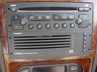 Vand Radio Cd Player Original Peugeot