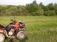 vand/ schimv atv 250 cc cu honda dominator sau motocicleta categoria a2