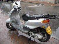 Vand scuter Piaggio Fly 50cc din 2008 inmatriculat (garantie la cerere )