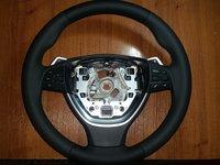 Vand volan BMW Sport piele nappa + semi-perforata Seria 5,6,7 F10 0km