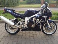 Vand Yamaha R6