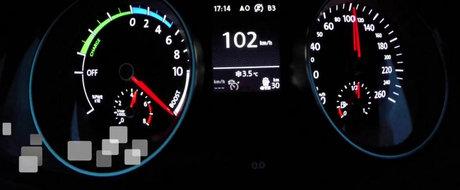 Vesti bune: Noul Golf GTE sprinteaza mult mai repede decat declara VW